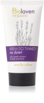 Biolaven Face Care crema de zi protectoare pentru piele sensibilă