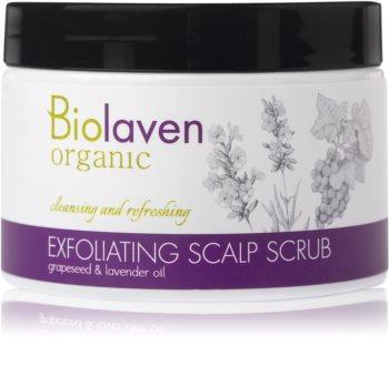 Biolaven Hair Care cukrový peeling pro pokožku hlavy