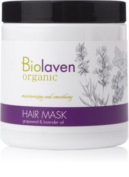 Biolaven Hair Care nährende Haarmaske mit Lavendel