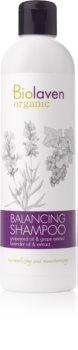 Biolaven Hair Care normalizující šampon pro hydrataci a lesk