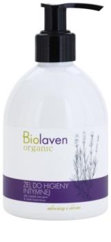 Biolaven Body Care gel para higiene íntima