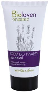 Biolaven Face Care crema de día protectora  con lavanda