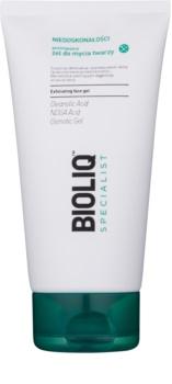 Bioliq Specialist Imperfections gel exfoliante limpiador