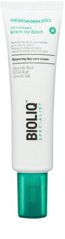 Bioliq Specialist Imperfections dnevna krema za normaliziranje kože s hidratantnim učinkom