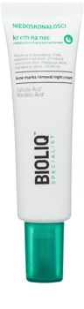Bioliq Specialist Imperfections Night Cream for Acne Scars