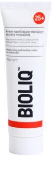 Bioliq 25+ crème de jour matifiante pour un effet naturel