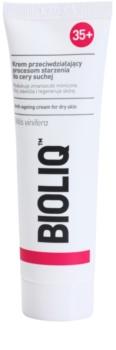 Bioliq 35+ crema antiarrugas para pieles secas