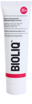 Bioliq 35+ regenerirajuća noćna krema protiv bora