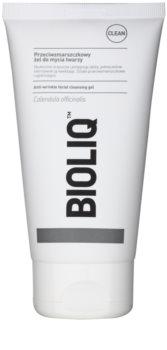 Bioliq Clean gel de curățare cu efect antirid