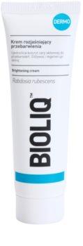 Bioliq Dermo crema iluminatoare pentru uniformizarea culorii pielii