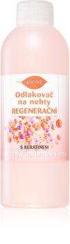 Bione Cosmetics Odlakovač na nehty Nagellackentferner mit Keratin