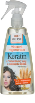 Bione Cosmetics Keratin Grain nega las brez spiranja v pršilu