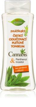 Bione Cosmetics Cannabis тоник за почистване на лице и грим