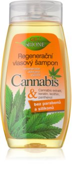Bione Cosmetics Cannabis shampoing régénérant