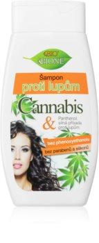 Bione Cosmetics Cannabis шампунь против перхоти