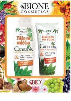 Bione Cosmetics Cannabis coffret I.