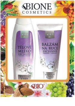 Bione Cosmetics Exclusive Q10 coffret I.