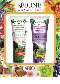 Bione Cosmetics Cannabis coffret II. para mulheres