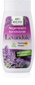 Bione Cosmetics Lavender condicionador regenerador