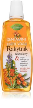 Bione Cosmetics Rakytník Healthy Gum Mouthwash against Plaque