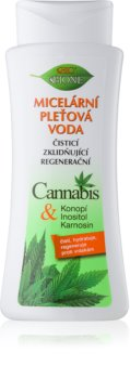 Bione Cosmetics Cannabis čisticí a odličovací micelární voda