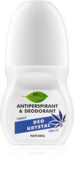 Bione Cosmetics Cannabis dezodorans roll-on za muškarce