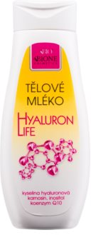 Bione Cosmetics Hyaluron Life Body lotion mit Hyaluronsäure
