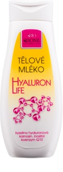 Bione Cosmetics Hyaluron Life Bodylotion mit Hyaluronsäure