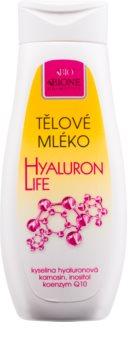 Bione Cosmetics Hyaluron Life lapte de corp cu acid hialuronic