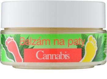 Bione Cosmetics Cannabis bálsamo para calcanhares