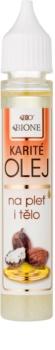 Bione Cosmetics Face and Body Oil huile de karité visage et corps