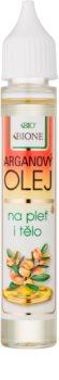Bione Cosmetics Face and Body Oil arganowy olejek do twarzy i ciała