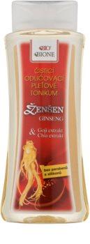 Bione Cosmetics Ginseng Goji + Chia Hauttonikum zum Reinigen und Make up-Entfernen