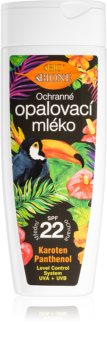 Bione Cosmetics Bio Sun молочко для загара для интенсивного загара