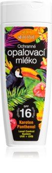 Bione Cosmetics Bio Sun Mjölk för solbränna Medium solskydd