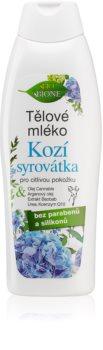 Bione Cosmetics Kozí Syrovátka tělové mléko na citlivou pokožku