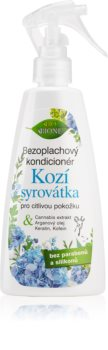 Bione Cosmetics Kozí Syrovátka öblítést nem igénylő spray kondicionáló
