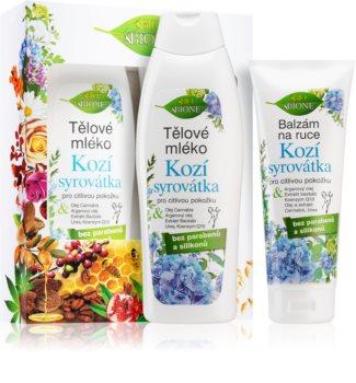 Bione Cosmetics Kozí Syrovátka coffret (para pele sensível)