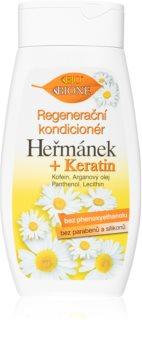 Bione Cosmetics Heřmánek regenerierender Conditioner für das Haar