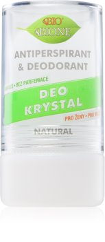 Bione Cosmetics Deo Krystal deodorante minerale