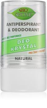 Bione Cosmetics Deo Krystal Mineraldeodorant