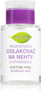 Bione Cosmetics Odlakovač na nehty лакочистител с витамин Е