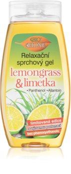 Bione Cosmetics Lemongrass & Limetka entspannendes Duschgel