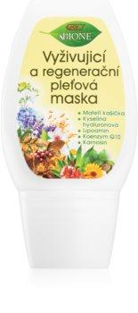 Bione Cosmetics Bio regeneracijska maska za obraz