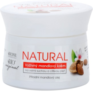Bione Cosmetics Almonds extra výživný krém pre veľmi suchú a citlivú pleť