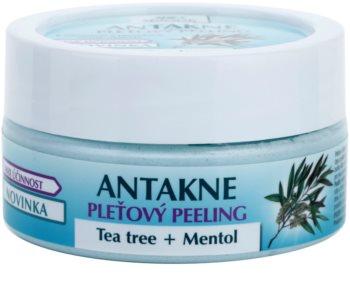 Bione Cosmetics Antakne Esfoliação para rosto e corpo