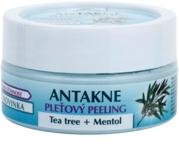 Bione Cosmetics Antakne Face and Body Scrub