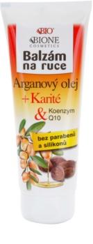 Bione Cosmetics Argan Oil + Karité balzam za roke