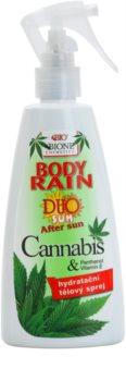Bione Cosmetics DUO SUN Cannabis spray after sun