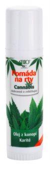 Bione Cosmetics Cannabis Pomade til læber